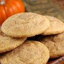 Pumpkin Snickerdoodles Recipe | Recipe Girl