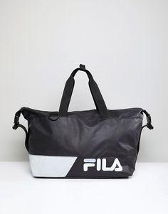 782b2f6ec4 Fila Nilson Carryall In Black. Asos MenClaire