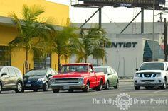 Street Spot: C10 in Red