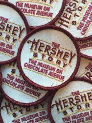 Girl Scout patch program at the Hershey Story Museum in Hershey, Penn. Looks quite interesting!