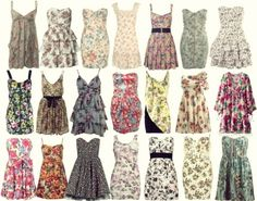 love the florals