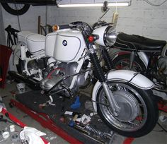BMW R69SS  #Bmw #R100 #R90 #R80 #R75 #R60 #R50 #R65 #R45 #R69 #Motorrad #Motorcycle
