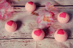 Our heart surprise bombs contain a heart glycerine soap which emerges once the bomb has dissolved Bath Bombs, Soap, Heart, Fun, Kids, Young Children, Boys, Children, Bath Bomb