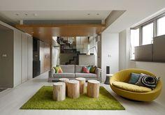living room table idea