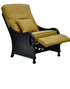recliner patio lounge chair