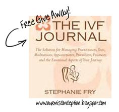 The IVF Journal Free Give Away on Our Misconception.