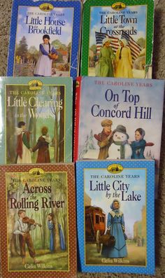 Shire Reviews: Friday Favorites: Little House: The Caroline Years...