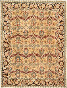Antique Kerman Persian Rug 40205 Detail/Large View - By Nazmiyal