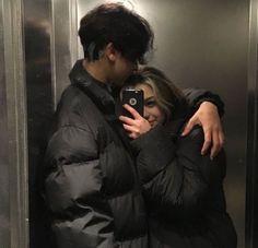 Cute Couples Photos, Cute Couple Pictures, Cute Couples Goals, Couple Photos, Cute Teen Couples, Teenage Couples, Emo Couples, Cute Couple Selfies, Love Selfie
