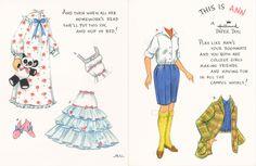 Ann Hallmark Paper Doll p3