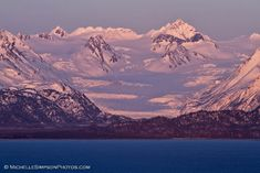 Glacial Frosting - Homer, Alaska I so want to go back. North To Alaska, Visit Alaska, Homer Alaska, Mother Daughter Trip, Living In Alaska, Alaska Travel, Places Ive Been, Scenery, Places To Visit