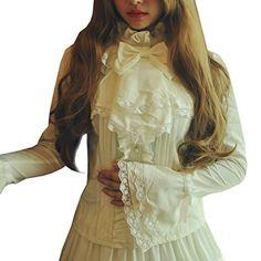 Partiss Damen Cotton Langaermel Puffaermel Retrostil Festlich Lace Lolita Bluse Gothic Hemd Partiss http://www.amazon.de/dp/B0178YONVC/ref=cm_sw_r_pi_dp_ZMxmwb0SZZQY4