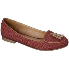 Women's Merona® Mali Tassel Flat - Assorted Colors : Target
