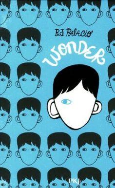 Wonder - RJ Palacio book in our summer book club. E Books, Great Books, Books To Read, Wonder Palacio, Wonder August, Middle School Books, 10 Year Old Boy, Wonder Book, Wonder Novel
