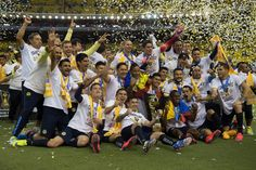 América campeón Concachampions 2015