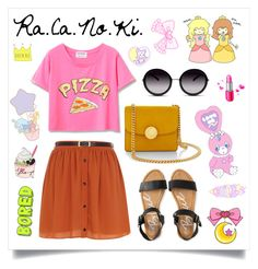 """""""Did You Know It Was You?"""" by racanoki ❤ liked on Polyvore"""