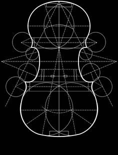Violin Geometry Or cello because they are the best Violin Art, Violin Music, Violin Drawing, Violin Tattoo, Cellos, Typographie Fonts, E Piano, Piano Keys, Electric Violin