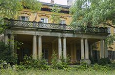 Lengyeltóti Zichy kastély Hungary, Abandoned, Pergola, Beautiful Places, Castle, Outdoor Structures, Cabin, Mansions, House Styles