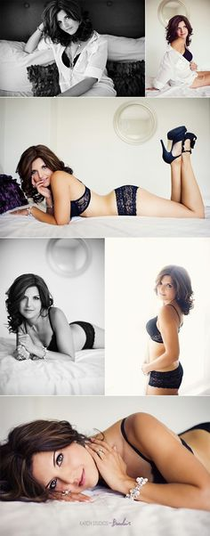 More Boudoir poses, love the second one down