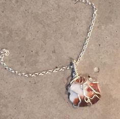 A personal favorite from my Etsy shop https://www.etsy.com/listing/451861204/maui-mermaid-shell-sterling-necklace