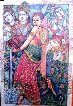 Radhika-Dhiren Sasmal