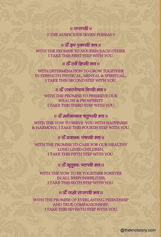 Gujarati wedding invitation cards kankotri ideas pinterest the 7 pherassaptapadi stopboris Gallery