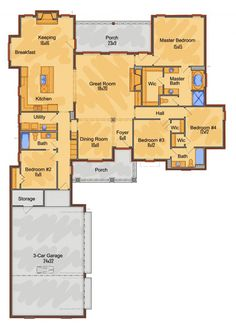 #657403 - IDG7312 : House Plans, Floor Plans, Home Plans, Plan It at HousePlanIt.com