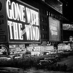 New Years Day 1940 Times Square