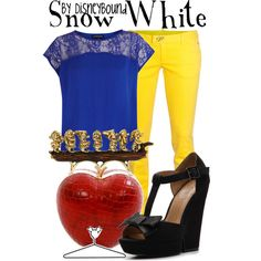 """""""Snow White"""" by lalakay"""