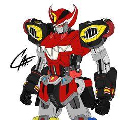H-Blockx - The Power (Snap) Power Rangers Comic, Power Rangers Megazord, Pawer Rangers, Go Go Power Rangers, Gundam, Transformers, Green Ranger, Mecha Anime, Mighty Morphin Power Rangers