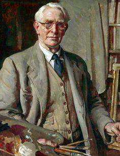 English painter William Charles Penn (1877 - 1968) Gorgeous work.