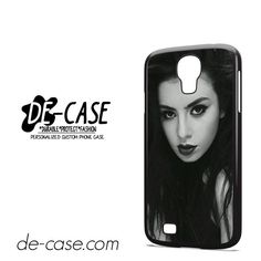 Charli XCX DEAL-2500 Samsung Phonecase Cover For Samsung Galaxy S4 / S4 Mini