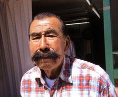 Recordando al legendario Juan Kubota, en una fotografía lograda en Abril de 2008.