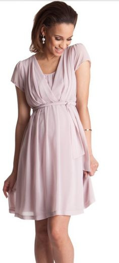 31e47d69c6a4c The Seraphine Jodie Maternity   Nursing dress is one of this season s  favourites - simply feminine in every regard - it will have you feeling  excellent from