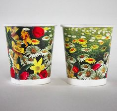 #paper #cup #brandname #advertising  #promote #promotion #disposable #party #Papercup #Branding #photos #tea #coffee #Flowers #Garden #colorful #colors