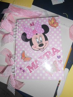 minnie mouse Minnie Mouse, Scrapbook, Learning, Party, Fiesta Party, Receptions, Scrapbooks, Parties, Ballerina Baby Showers