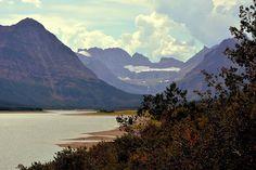 Many Glacier, Glacier National Park in Montana