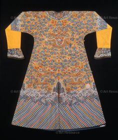 Chinese emperor's robe