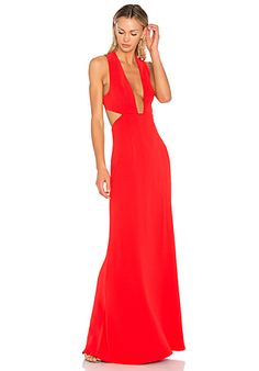 online shopping for NBD Yani Gown from top store. See new offer for NBD Yani Gown Gala Dresses, Evening Dresses, Formal Dresses, V Dress, Dress Red, Blush Gown, Gowns Online, Floor Length Dresses, Costume