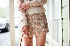 zara tweed zipper blazer, zara sequined beaded embroidered skirt, zara gold heel pumps, bodhi leather tote, victorias secret turtleneck sweater, austin fashion blog, texas style blog, street style, diya liu