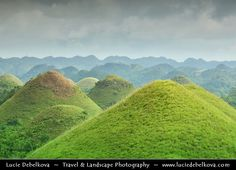 Philippines - The Chocolate Hills - An Unusual Geological Formation on Bohol Island | Flickr - Photo Sharing!