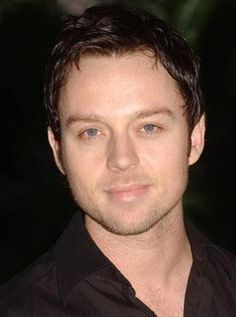Darren Hayes, singer and musician, formerly of Savage Garden. Beautiful voice, beautiful person.