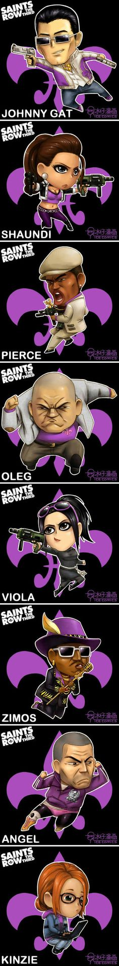 Saints Row 3-Q by jiayibingding