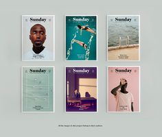Layout inspiration curated by Mercedes Bazan