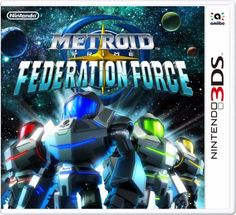 juego 3ds metroid prime federation force