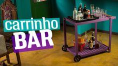 DIY - CARRINHO BAR | Diycore