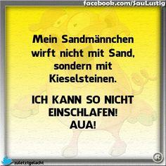 Mein Sandmännchen