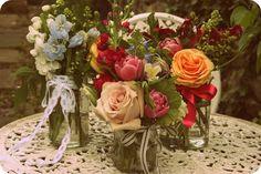 Miss Pickering ~ Modern Flowers, Vintage Passion