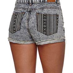 Lira War Paint Shorts at PacSun.com