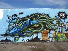 Graffitti in U.S